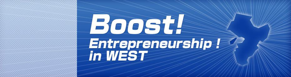 Boost! Entrepreneurship! in WEST